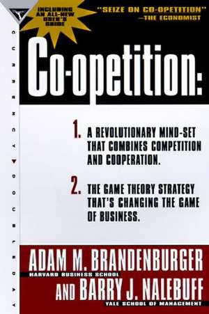 Co-Opetition de Adam M. Brandenburger