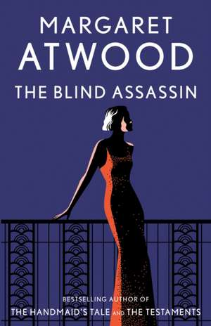 The Blind Assassin de Margaret Atwood