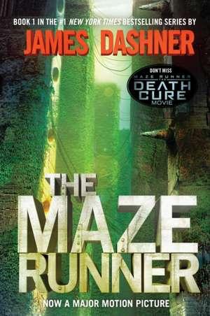 The Maze Runner:  A Ghost Story de James Dashner