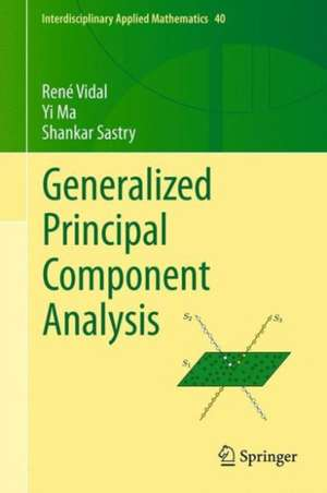 Generalized Principal Component Analysis imagine