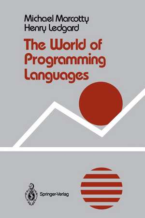The World of Programming Languages de Michael Marcotty