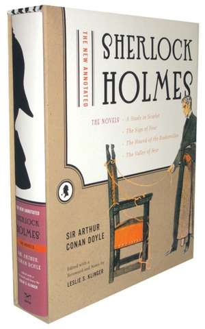 The New Annotated Sherlock Holmes V 3 – The Novels