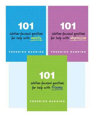 101 Solution–Focused Questions Series Set