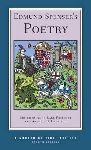 Edmund Spenser′s Poetry 4e de Edmund Spenser