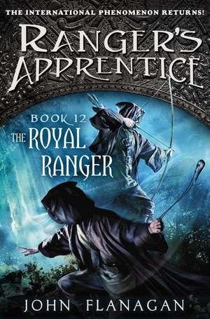 Royal Ranger de John Flanagan