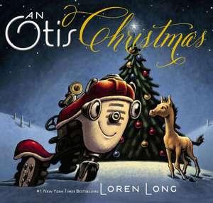 An Otis Christmas de Loren Long