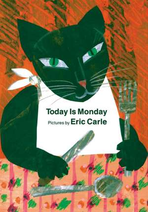 Today is Monday de Eric Carle
