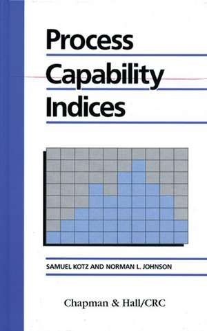 Process Capability Indices de Samuel Kotz