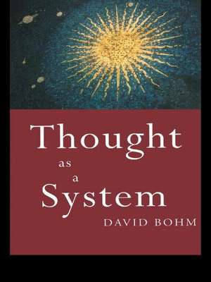 Thought as a System imagine