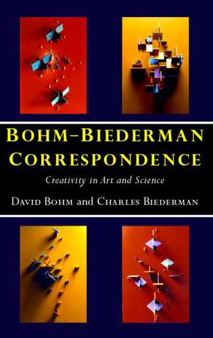 Bohm-Biederman Correspondence imagine