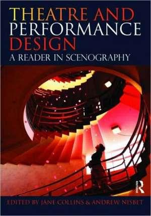 Theatre and Performance Design de Jane Collins