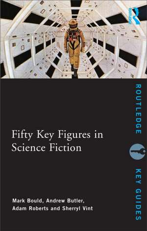 Fifty Key Figures in Science Fiction imagine