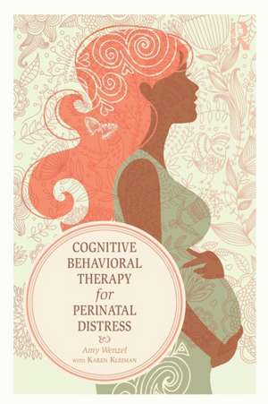 Cognitive Behavioral Therapy For Perinatal Distres
