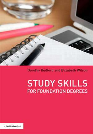 Study Skills for Foundation Degrees imagine