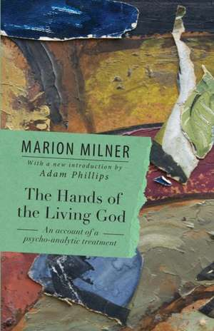 The Hands of the Living God