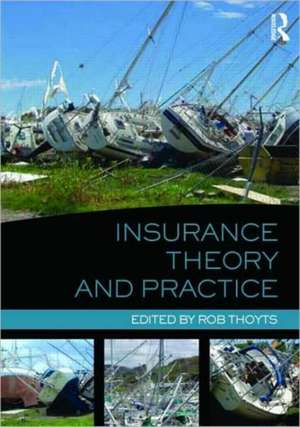Insurance Theory and Practice imagine