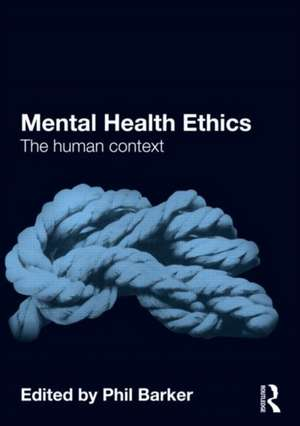 Mental Health Ethics