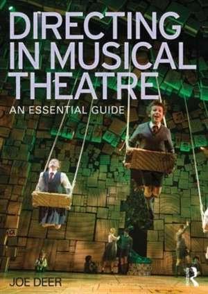 Directing in Musical Theatre imagine