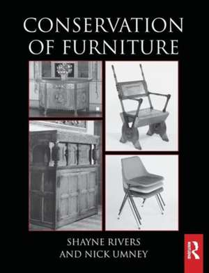 Conservation of Furniture