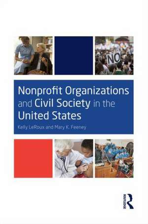 Nonprofit Organizations and Civil Society in the United States imagine