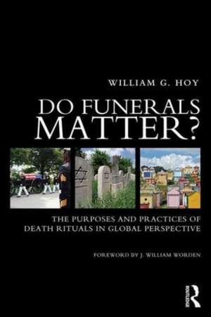 Do Funerals Matter?