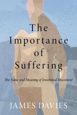 The Importance of Suffering de James Davies