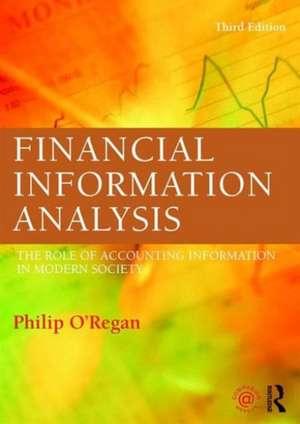Financial Information Analysis imagine