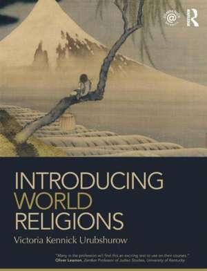 Introducing World Religions imagine