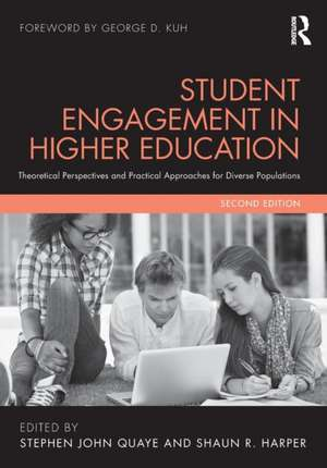 Student Engagement in Higher Education imagine