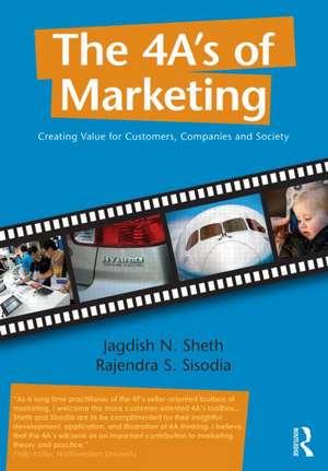 The 4 A's of Marketing de Jagdish N. Sheth