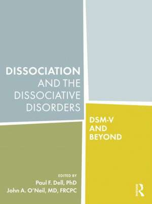 Dissociation and the Dissociative Disorders imagine