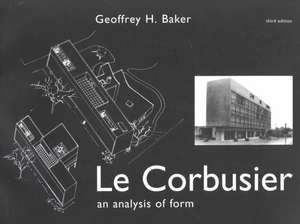 Le Corbusier - An Analysis of Form imagine