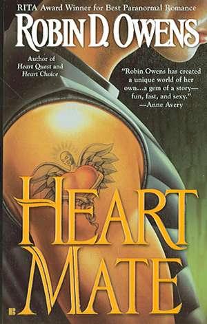 Heartmate de Robin D. Owens