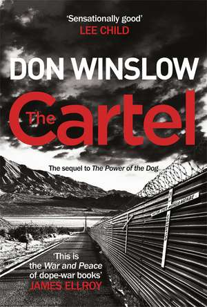Cartel de Don Winslow
