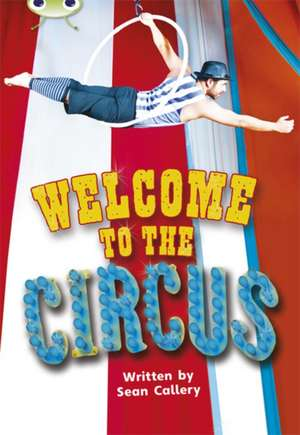 NF Turquoise A/1a Welcome to the Circus de Sean Callery