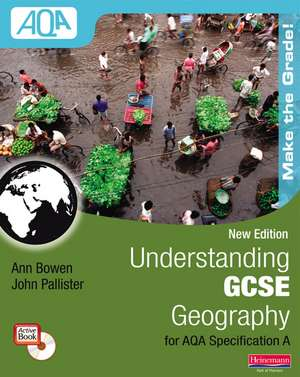 Understanding GCSE Geography for AQA A