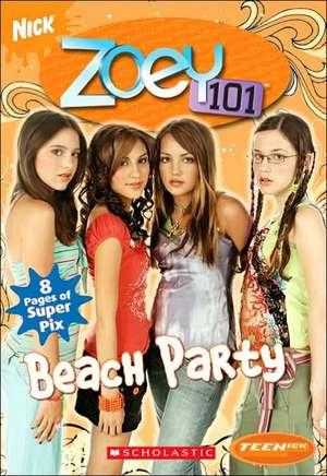 Zoey 101: Beach Party de  Jane (ADP) Mason