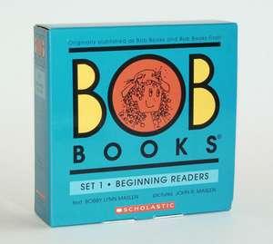 Bob Books First! de Bobby Lynn Maslen