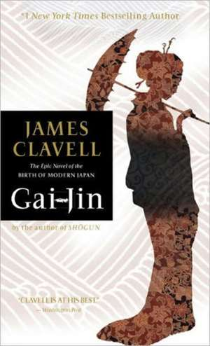 Gai-Jin de James Clavell