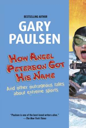 How Angel Peterson Got His Name