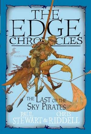 The Last of the Sky Pirates de Paul Stewart