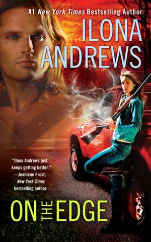 On the Edge de Ilona Andrews