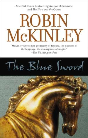 The Blue Sword de Robin McKinley