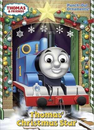 Thomas' Christmas Star de Wilbert Vere Awdry