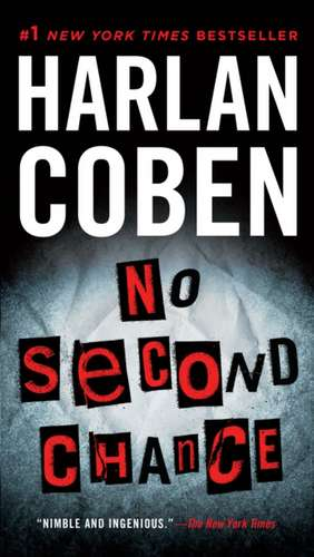 No Second Chance de Harlan Coben