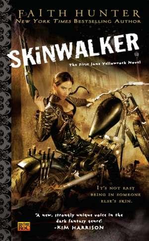 Skinwalker de Faith Hunter