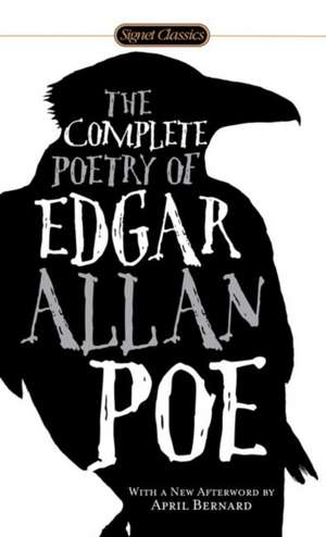 The Complete Poetry Of Edgar Allan Poe de Edgar Allan Poe