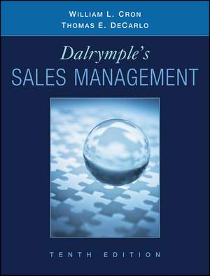 Dalrymple′s Sales Management