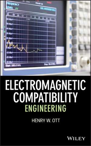 Electromagnetic Compatibility Engineering de Henry W. Ott