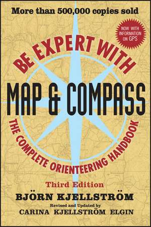 Be Expert with Map and Compass imagine